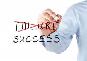 Turning Failure into Success